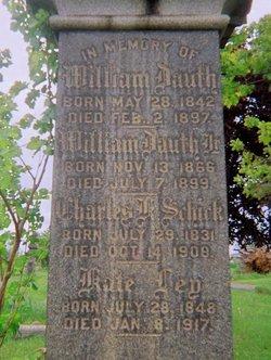 William Dauth, Jr