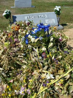 Beulah Vernice <i>Webb</i> Archibald