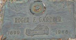 Roger Freeman Gardner