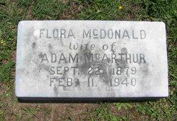 Flora <i>McDonald</i> McArthur