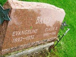Evangeline <i>Bonafield</i> Baker