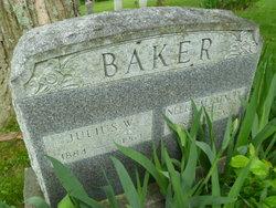 Nellie M <i>Patnode</i> Baker
