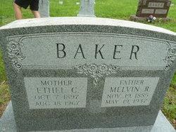 Ethel C Baker