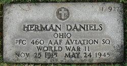PFC Herman Daniels