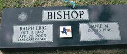 Ralph Eric Bishop