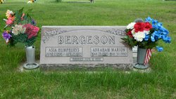 Abraham Marion Bergeson