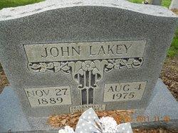 John Lakey