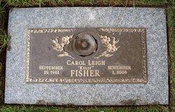 Carol Leigh Kelly <i>Hedman</i> Fisher