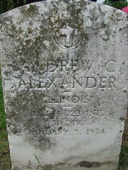 Andrew C Andy Alexander