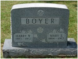 Harry Warren Boyer