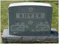 Mary Elizabeth Lizzie <i>Shehan</i> Boyer