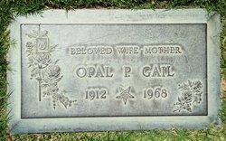Opal Pearl Pal <i>Baxter</i> Gail