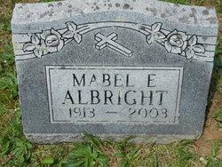 Mabel Eva <i>Teets</i> Albright