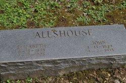 Elizabeth J Allhouse