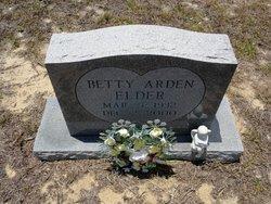 Betty Arden Elder