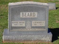 Minnie Walker <i>Myers</i> Beard
