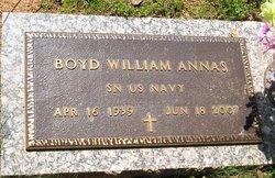 Boyd William Annas