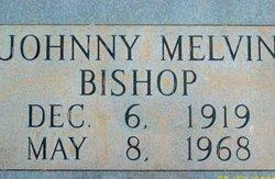Johnny Melvin Bishop