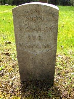 Corpl Joseph F Allen