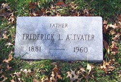 Fred Louis Altvater