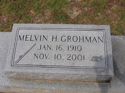 Melvin H. Grohman
