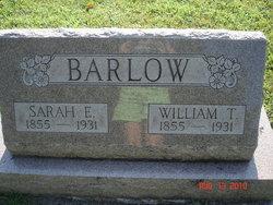 Sarah E. <i>Freeland</i> Barlow