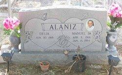 Manuel Alaniz, Sr