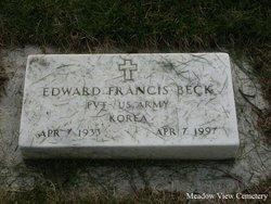Edward Francis Beck