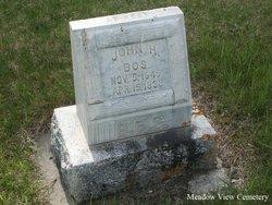 John H Bos