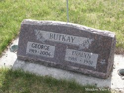 Evalyn <i>Curtis</i> Butkay