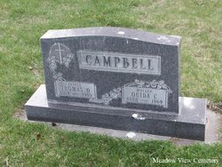 Ouida Cora <i>Curtis</i> Campbell