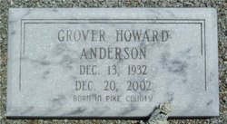 Grover Howard Anderson