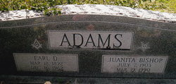 Juanita Lilah <i>Bishop</i> Adams