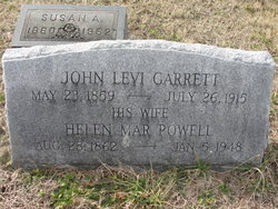 Helen Mar <i>Powell</i> Garrett