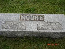Flora H. <i>Beckner</i> Moore