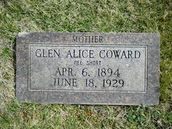 Glen Alice <i>Short</i> Coward