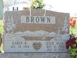 Leslie Alan Brown