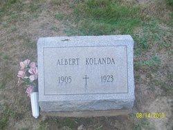 Albert Kolanda