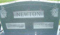 Oliver R Newton