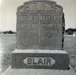 Permillia <i>Ross</i> Blair