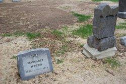 Margaret Ann <i>Livingston</i> Martin