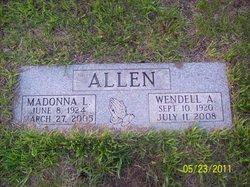 MaDonna L Allen