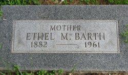 Ethel M. <i>Daniels</i> Barth