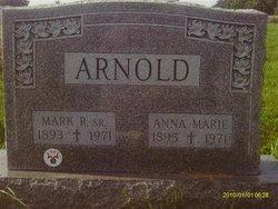 Anna Marie <i>Fink</i> Arnold