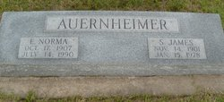 Samuel James Jim Auernheimer