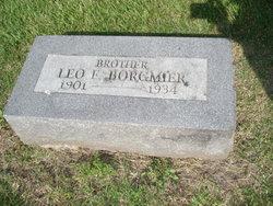 Leo F Borgmier