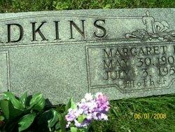 Margaret Elizabeth <i>Robnett</i> Adkins