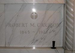 Robert McMurdock Carlton