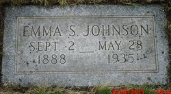 Emma Sophia <i>Larson</i> Johnson