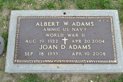 Joan <i>Dugan</i> Adams